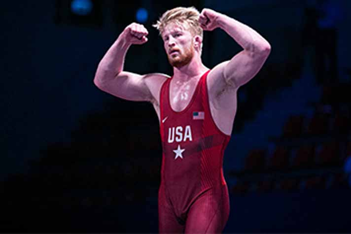 Bo Nickal Dominates at U-23 World Championships