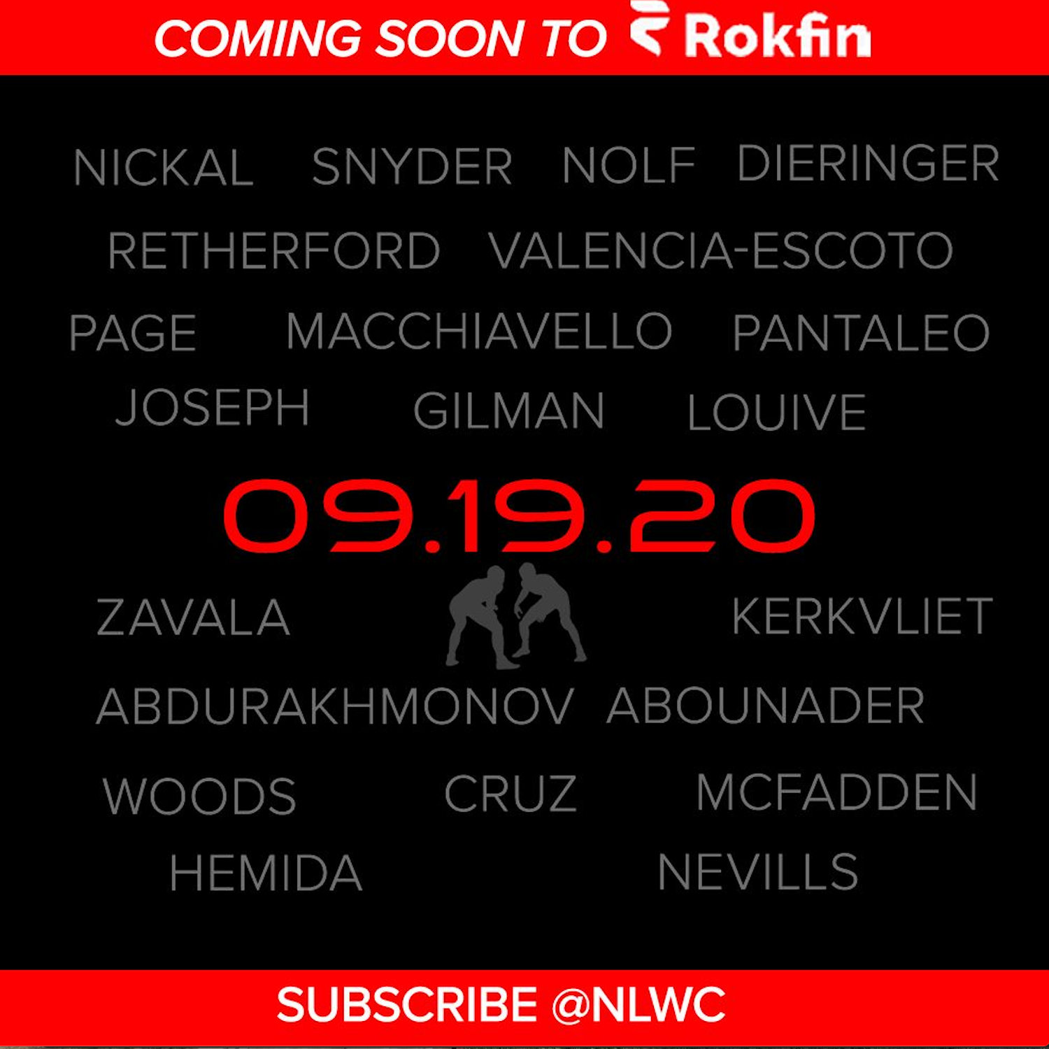 NLWC Set to Host Freestyle Event Live On Rokfin September 19