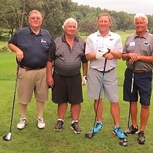 Chuck Smeltz, Bob Slear, Aaron Garrison, Jeff Goff