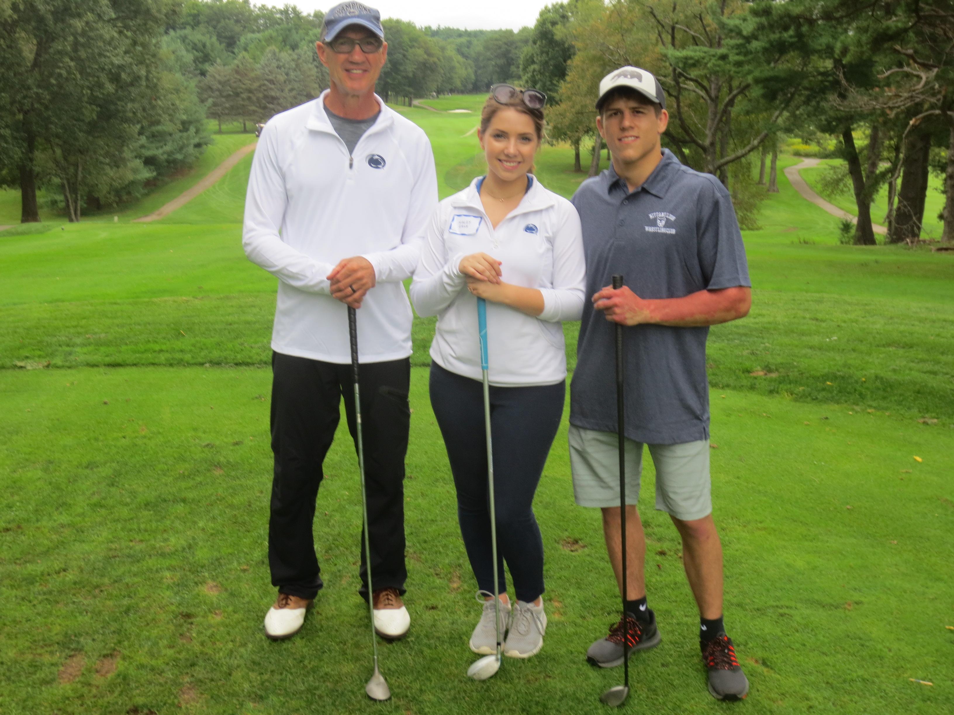 Stan Zeamer, Haley Eash, Jordan Conaway